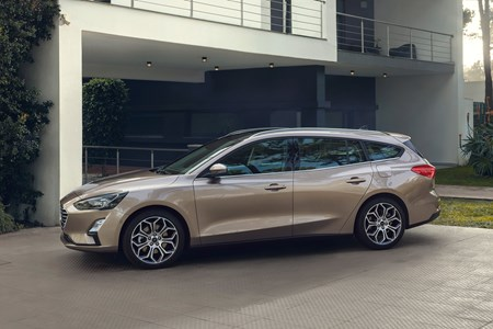 Ford Focus Estate 2018 | Parkers