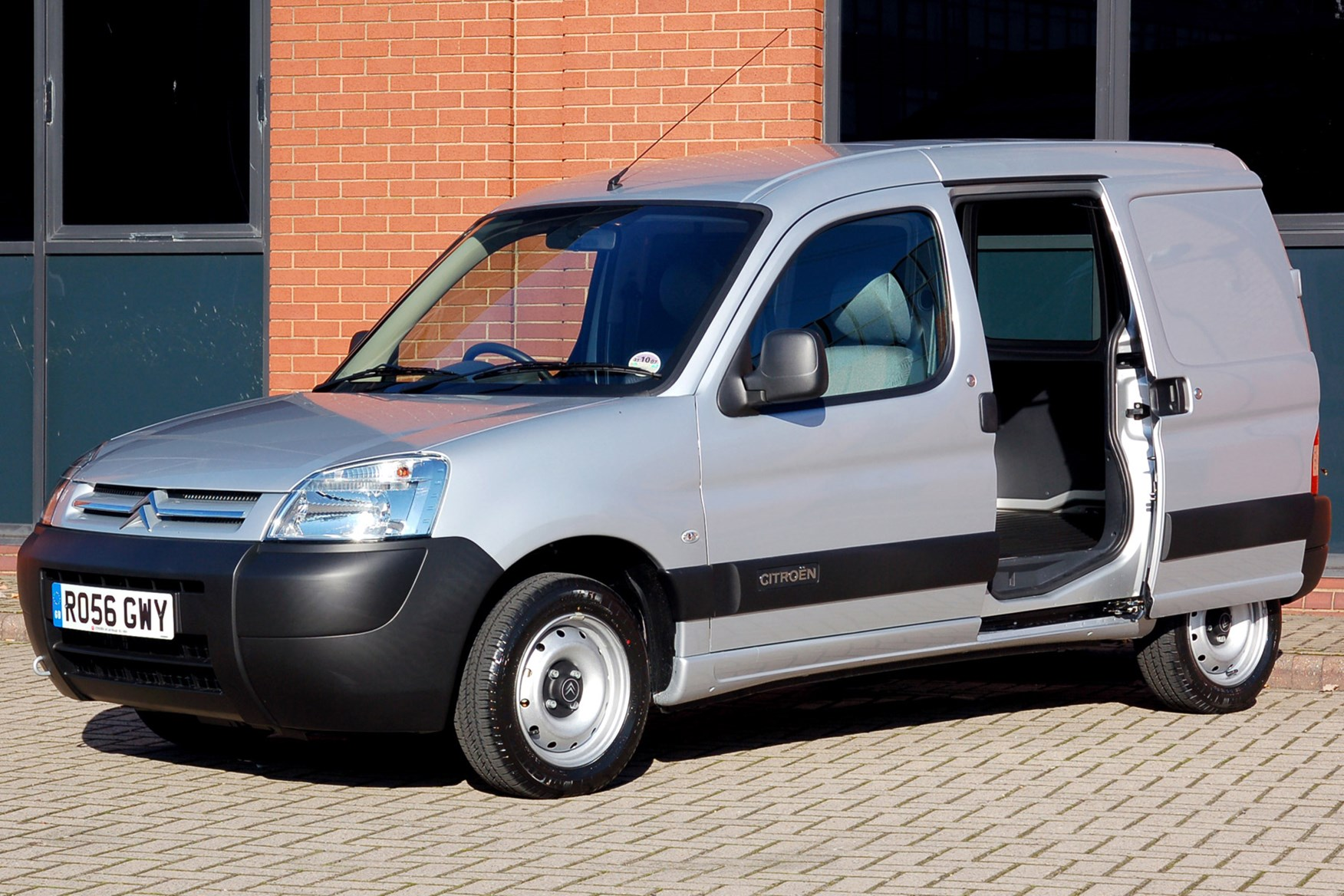 citroen berlingo van dimensions 2002 2011 capacity payload volume towing parkers. Black Bedroom Furniture Sets. Home Design Ideas