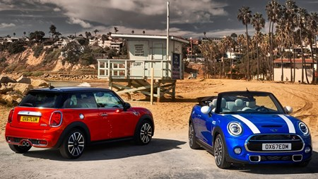 Mini Range Offers Reduced Diesel Availability Parkers