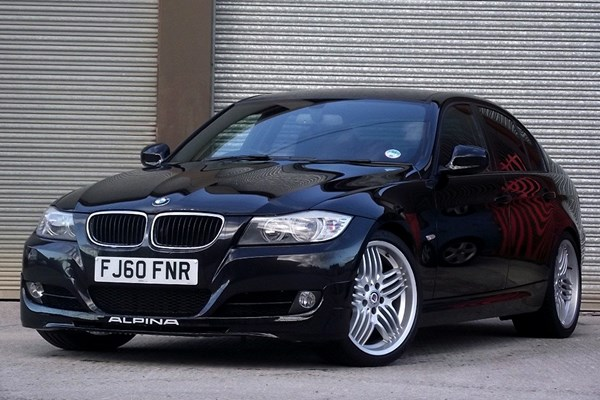 BMW Alpina B Saloon From Used Prices Parkers - Bmw alpina b3 for sale