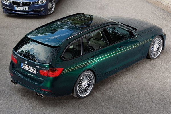 BMW Alpina B Touring From Used Prices Parkers - Used bmw alpina