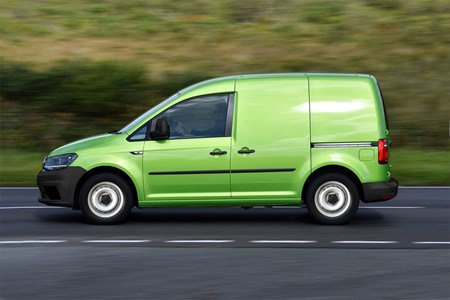 462d602eb4 VW Caddy now available with money-saving business pack