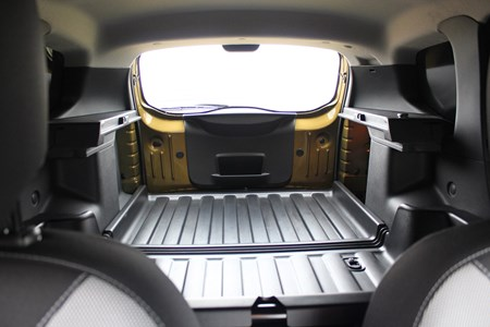 Dacia Duster van reviews and specs | Parkers