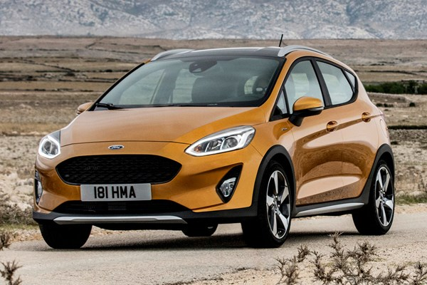 Ford Fiesta Active 2018-