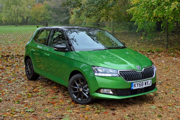 which skoda fabia is best as a company car? | parkers