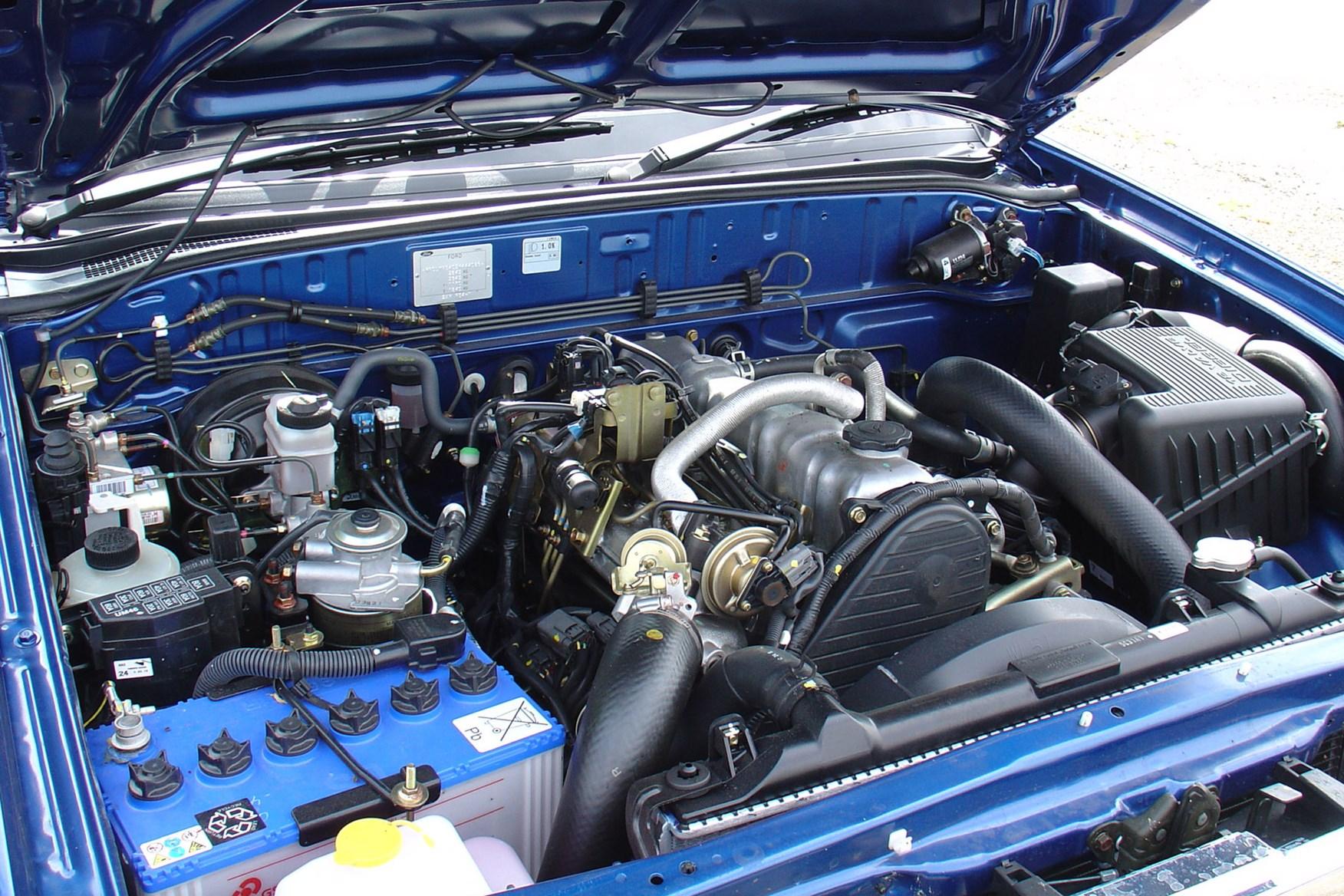 Ford Ranger (1999-2006) engine
