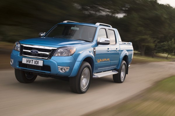 Ford Ranger pickup review (2006-2011) | Parkers