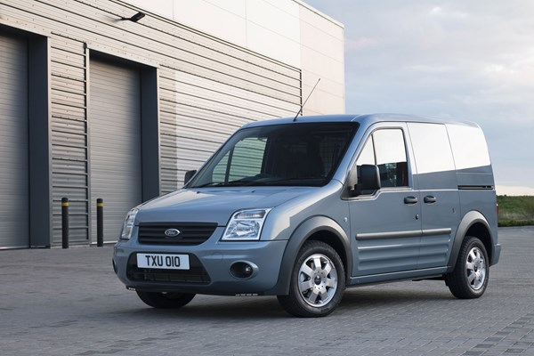 Ford Transit Connect 2002 2017 Review On Parkers Vans