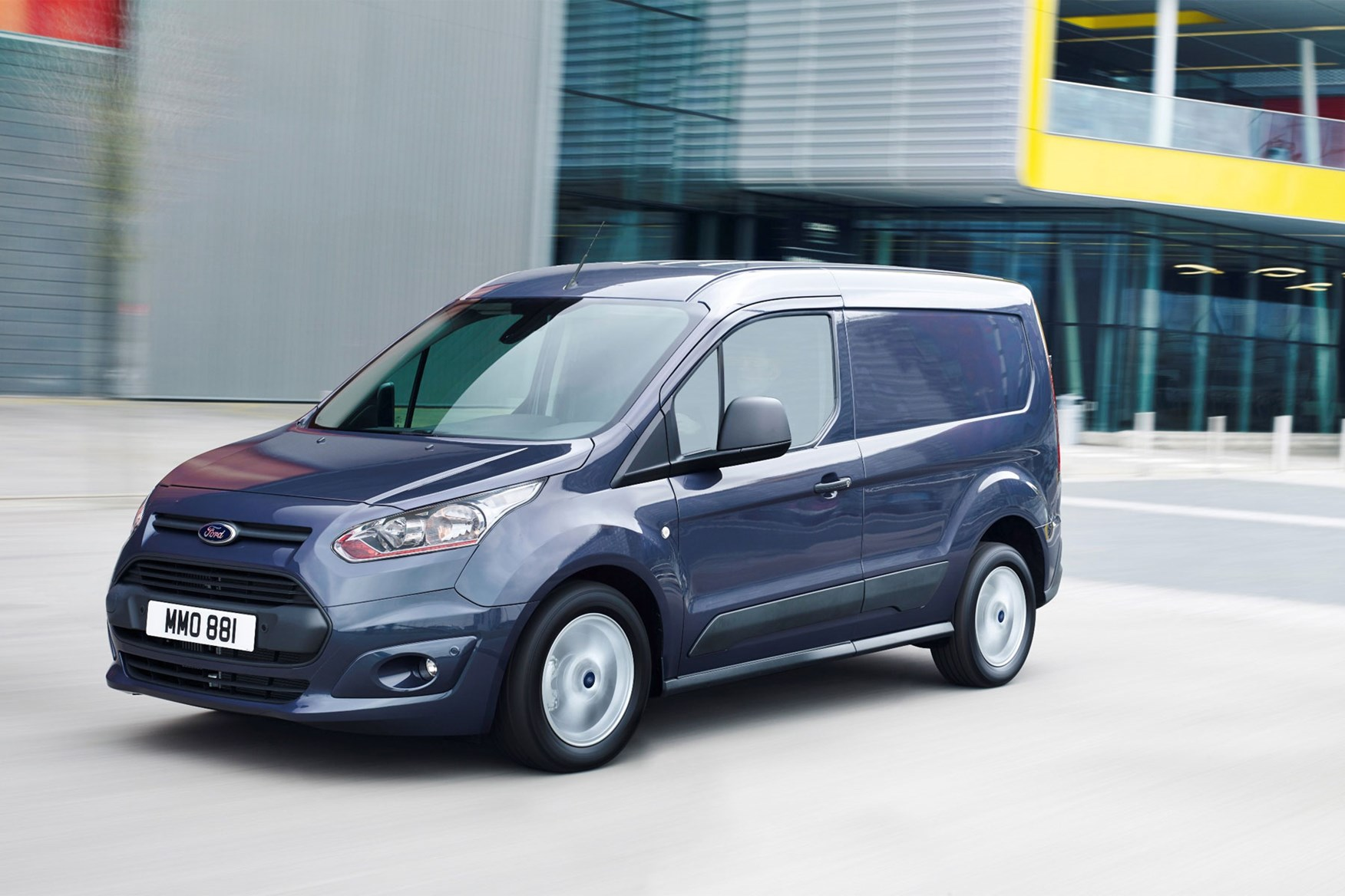 Ford Transit Connect review - 2013 L1 SWB, driving