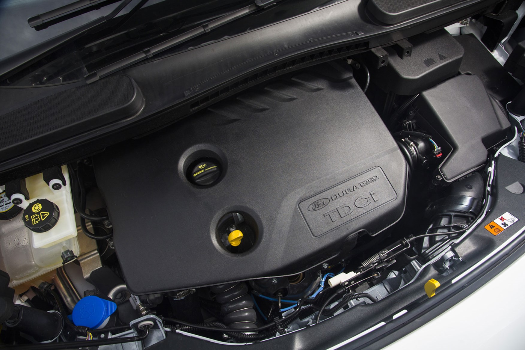 Ford Transit Connect review - 2013 Trend engine