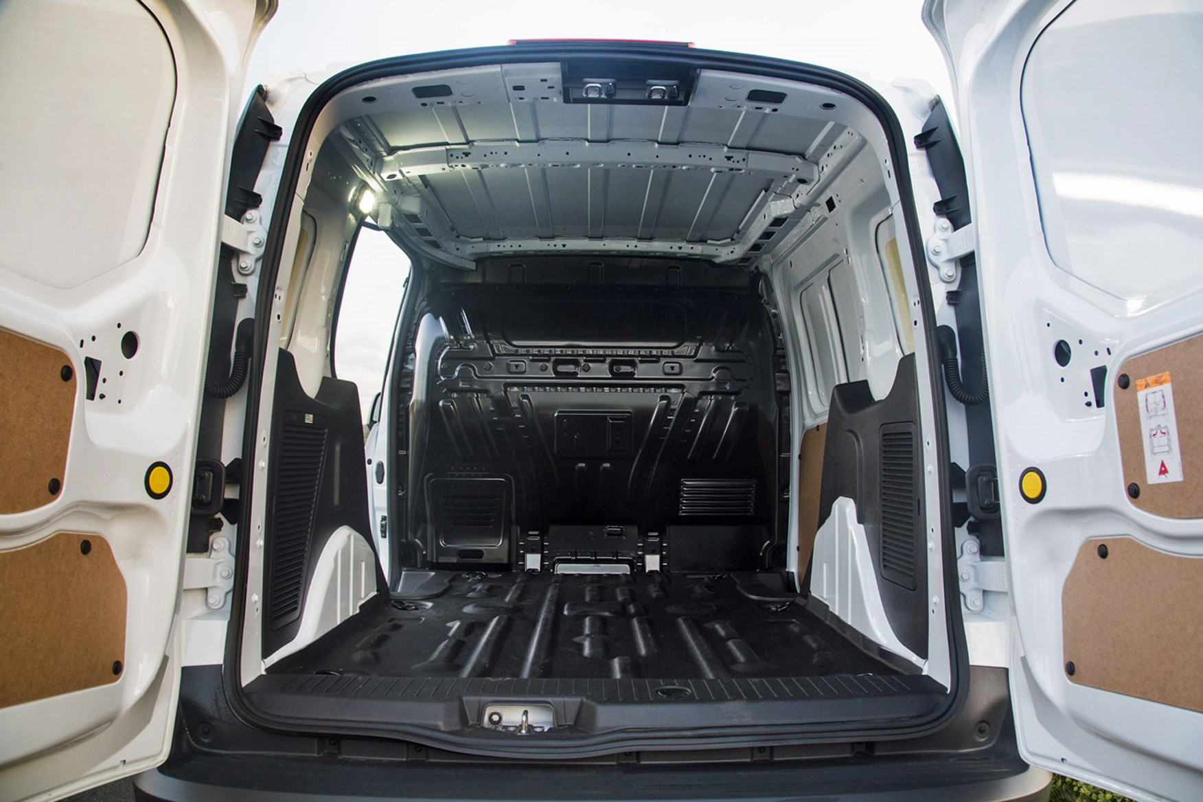 Ford Transit Connect Van Dimensions 2013 On Capacity