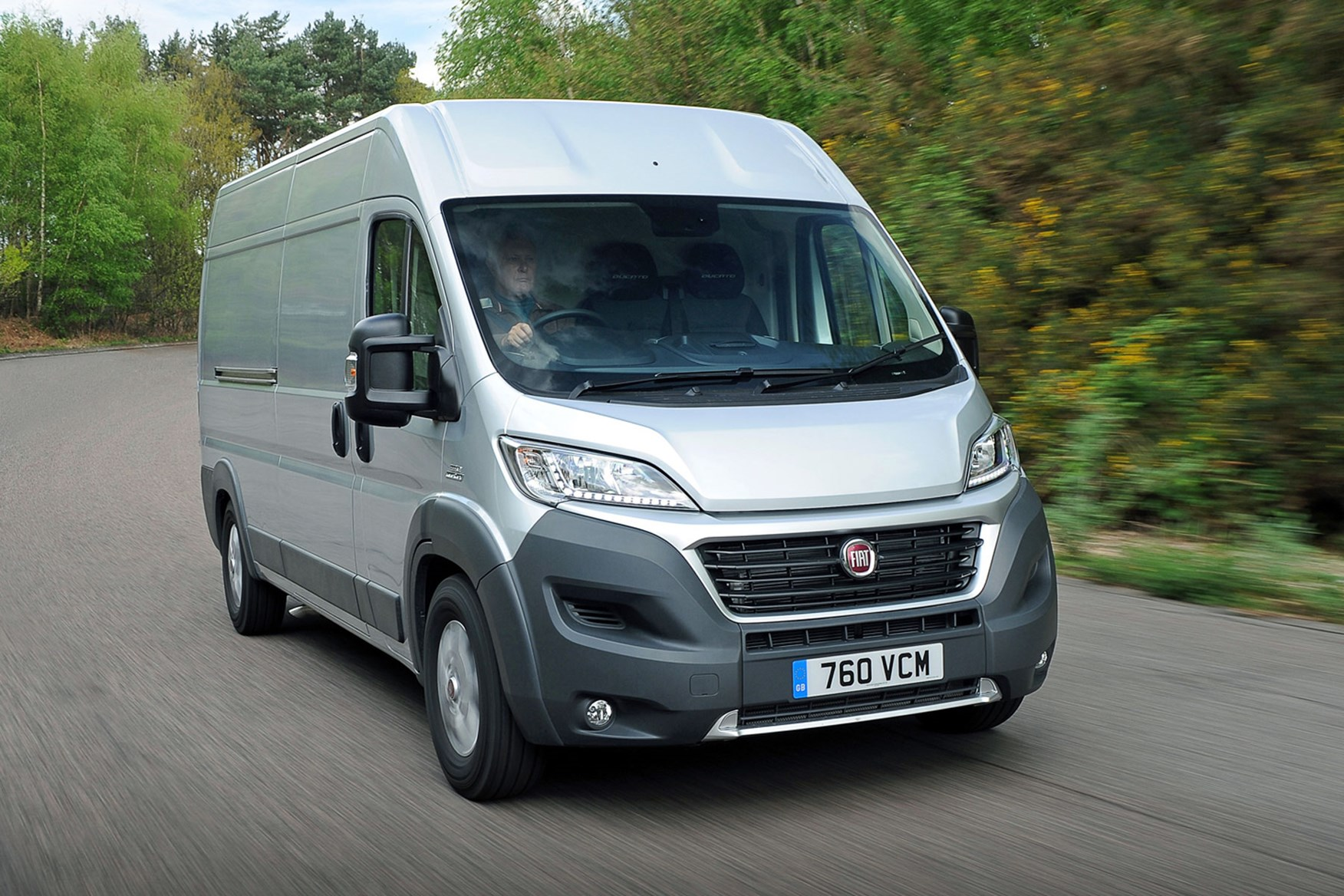 Fiat Ducato review - 2014 facelift, driving