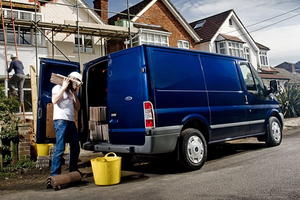 Ford Transit Van Dimensions 2006 2013 Capacity Payload