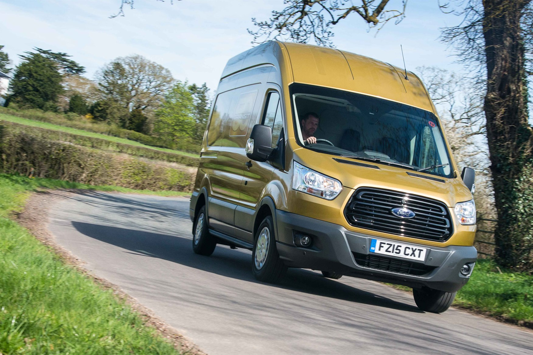 Ford Transit (2014-on) driving experience