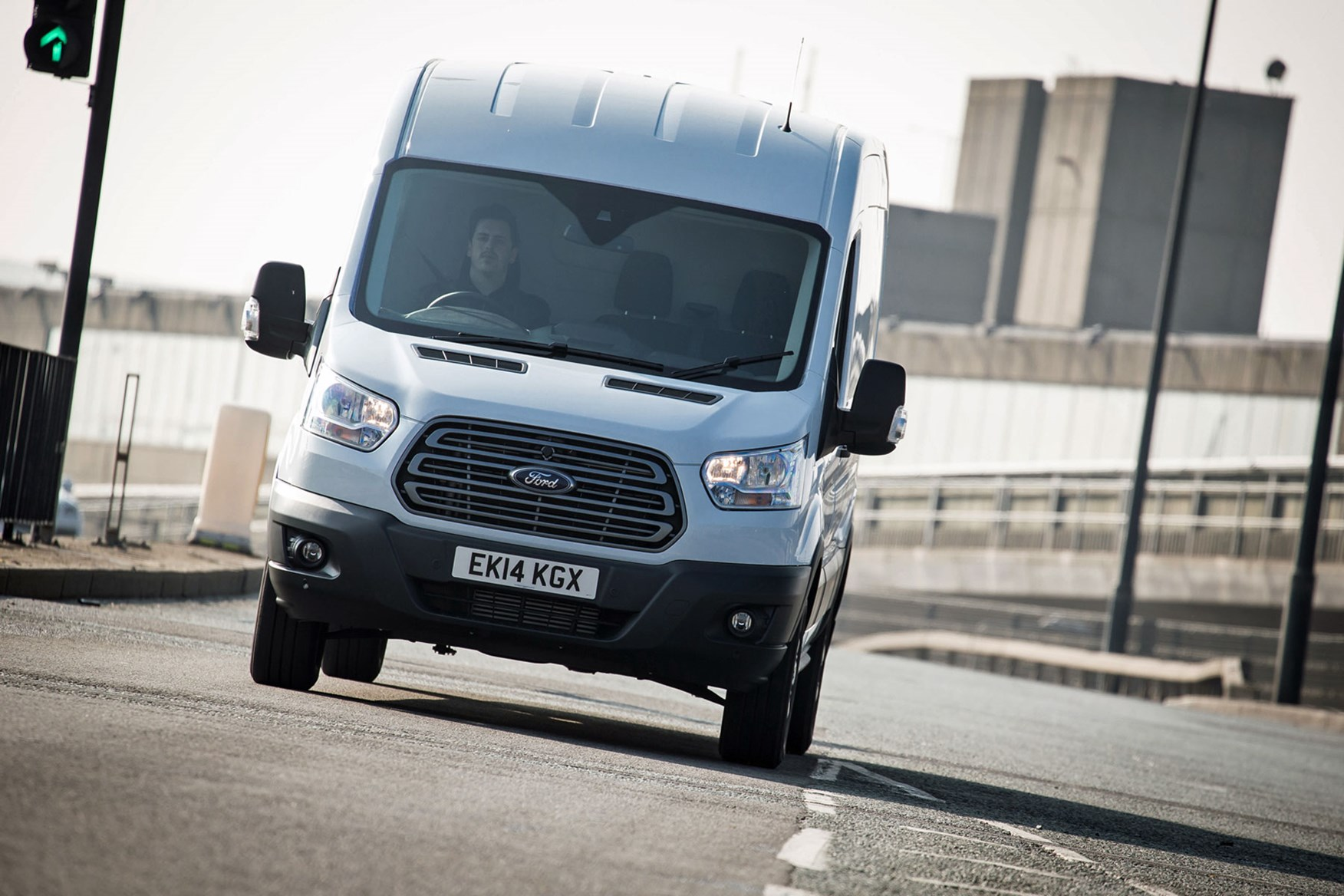 Ford Transit (2014-on) mpg, costs, value
