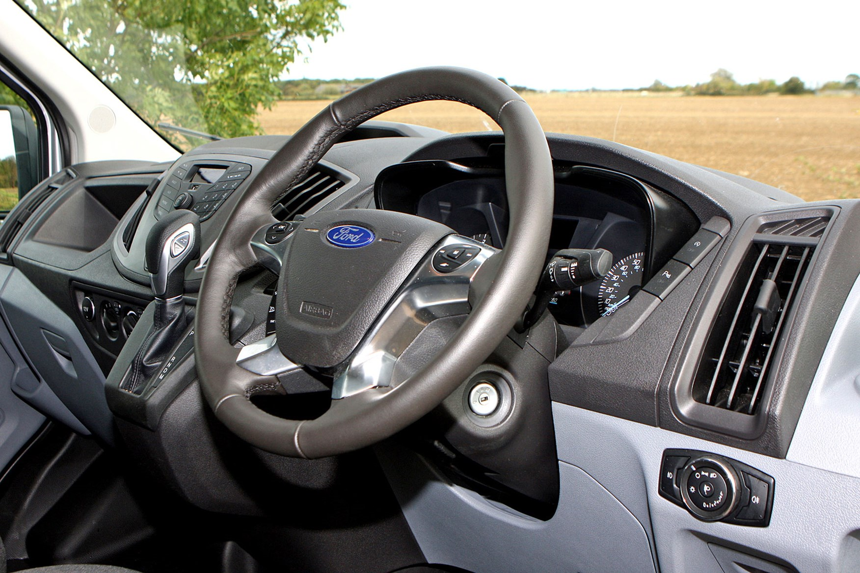 Ford Transit (2014-on) six-speed automatic