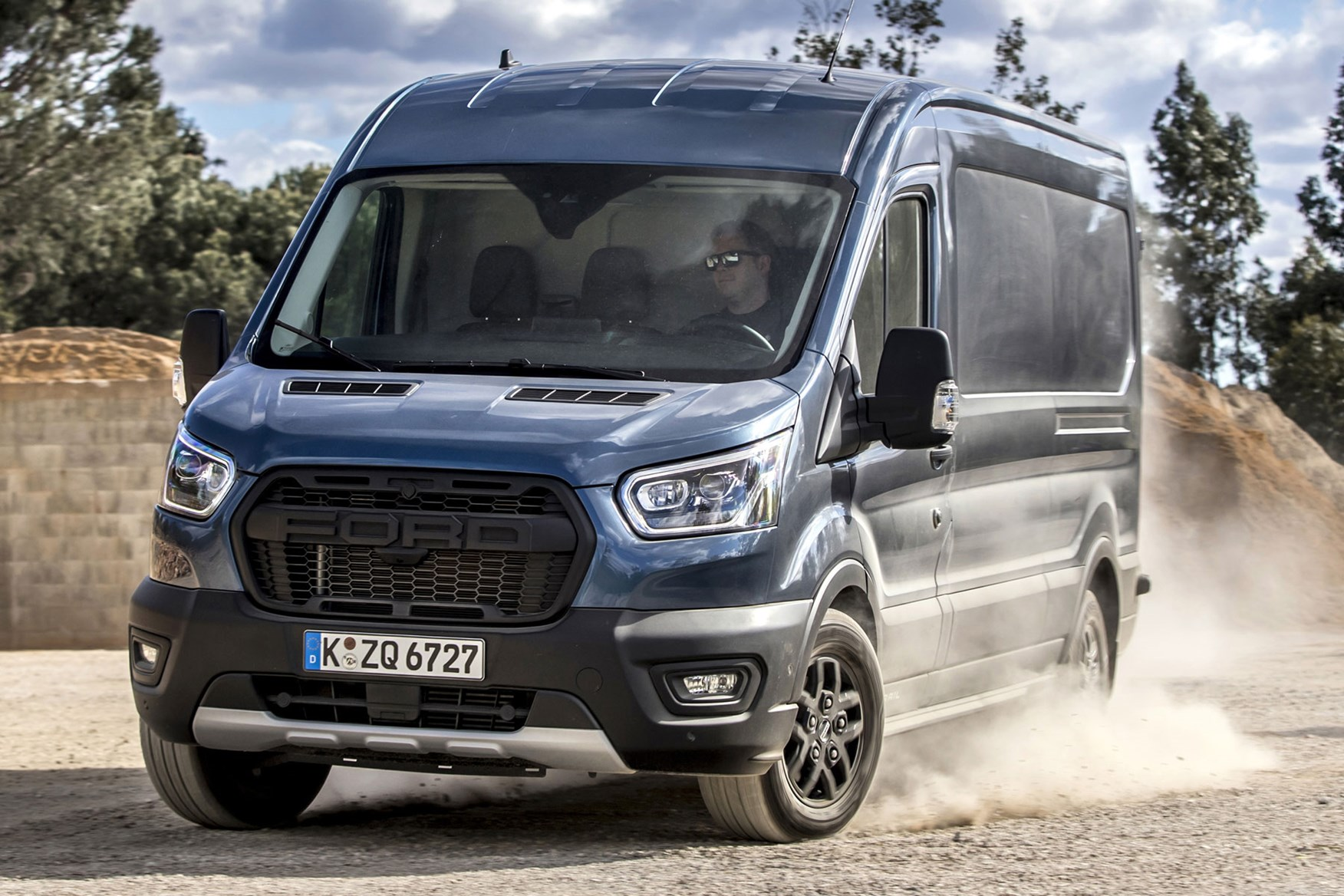 Ford Transit Trail - new for 2020