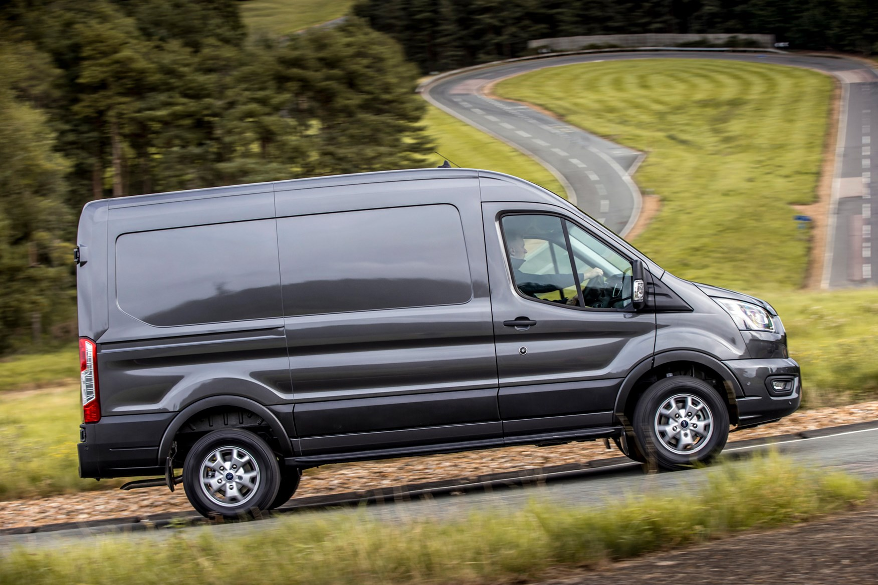 Ford Transit review, 2020, 10-speed automatic, RWD