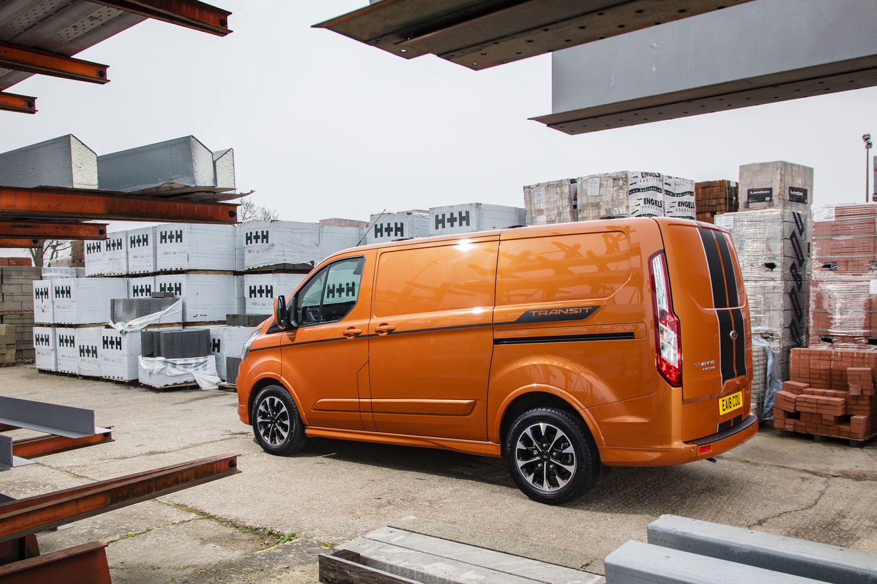 Ford Transit Custom review - running costs