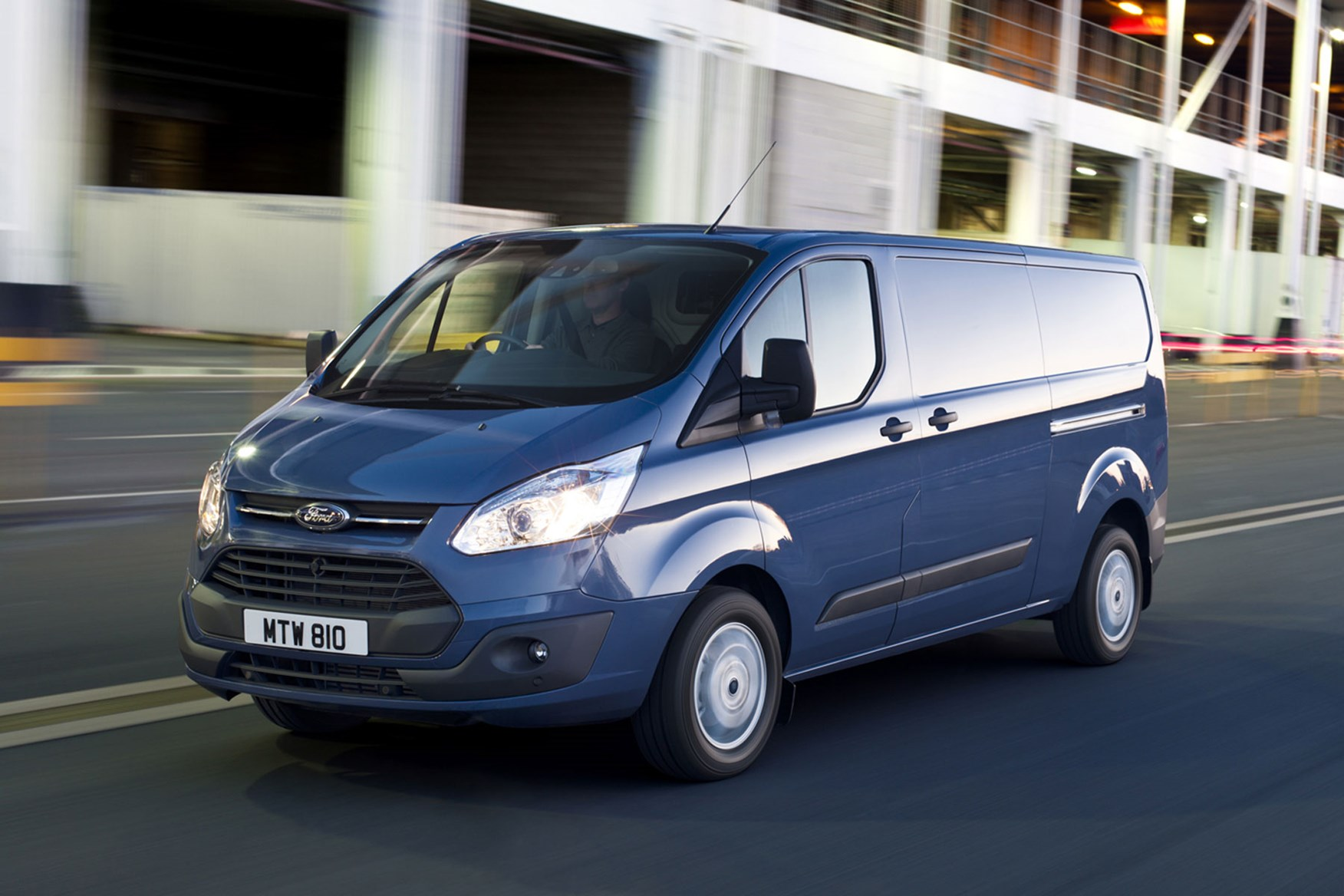 Ford Transit Custom Trend EcoBlue Euro 6 review