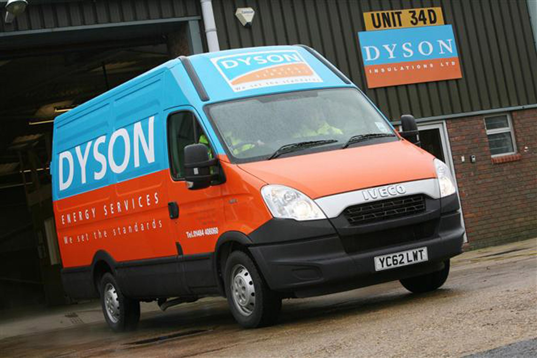 Iveco Daily 2009-2012 review on Parkers Vans - exterior