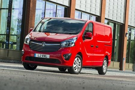 62700b3352 New Vauxhall Vivaro van for 2019