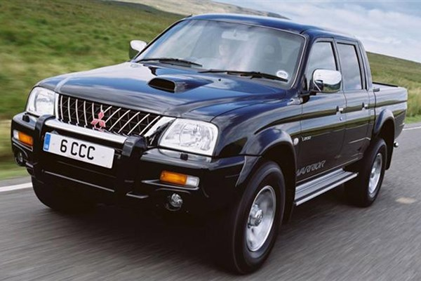 Mitsubishi L200 pickup review (1988-2006) | Parkers