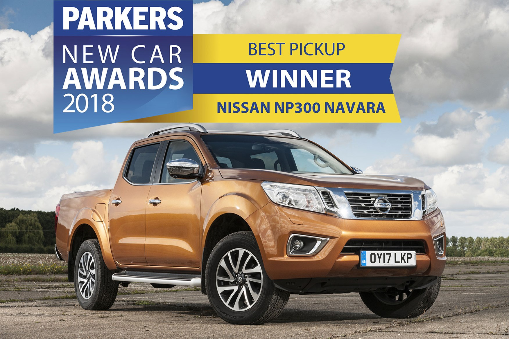 Nissan Navara review - Parkers Pickup of the Year 2018, awarded in 2017