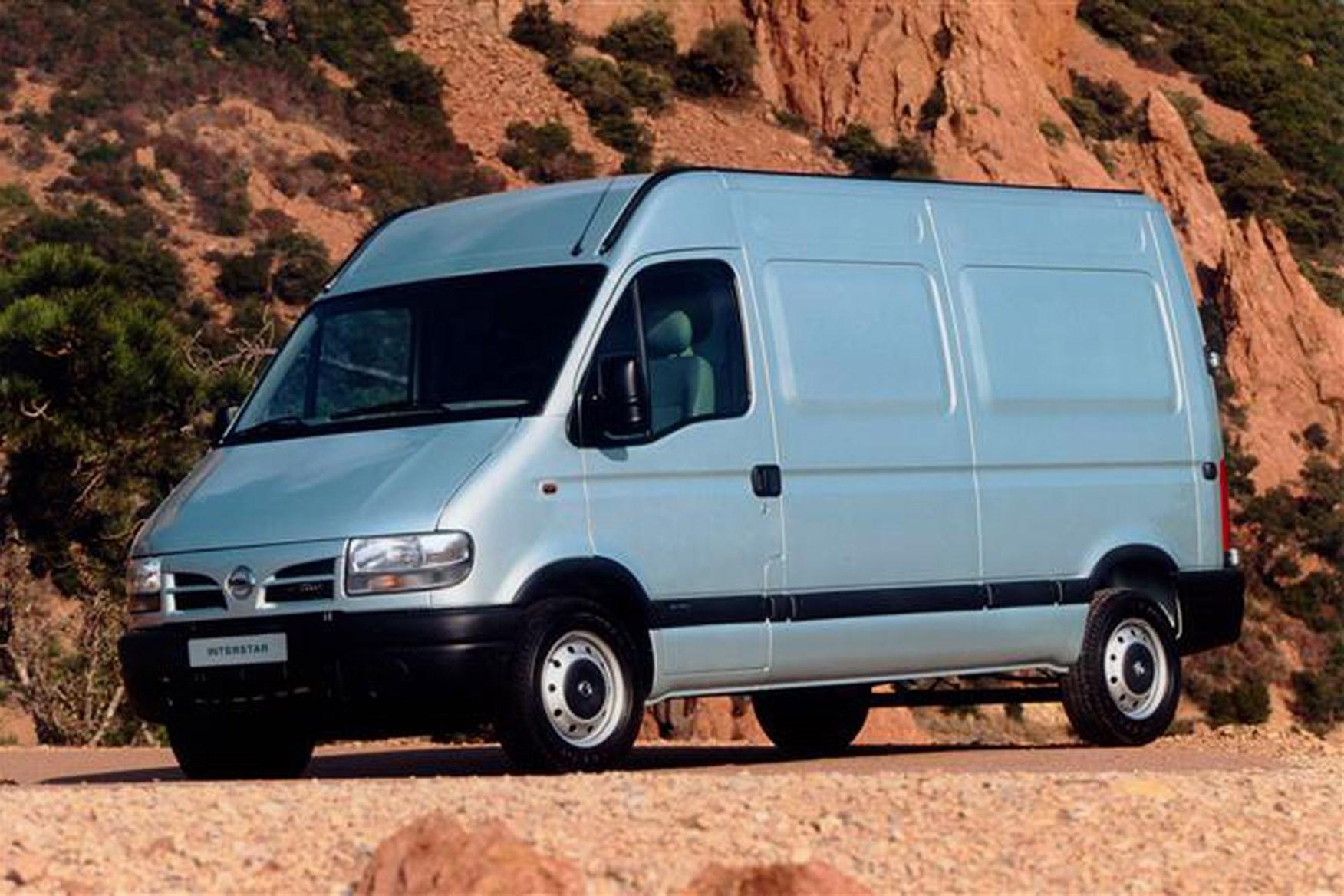 Nissan Interstar review on Parkers Vans - side exterior