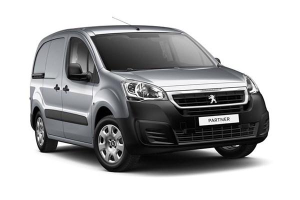 Peugeot Partner full review on Parkers Vans - 2015 facelift exterior