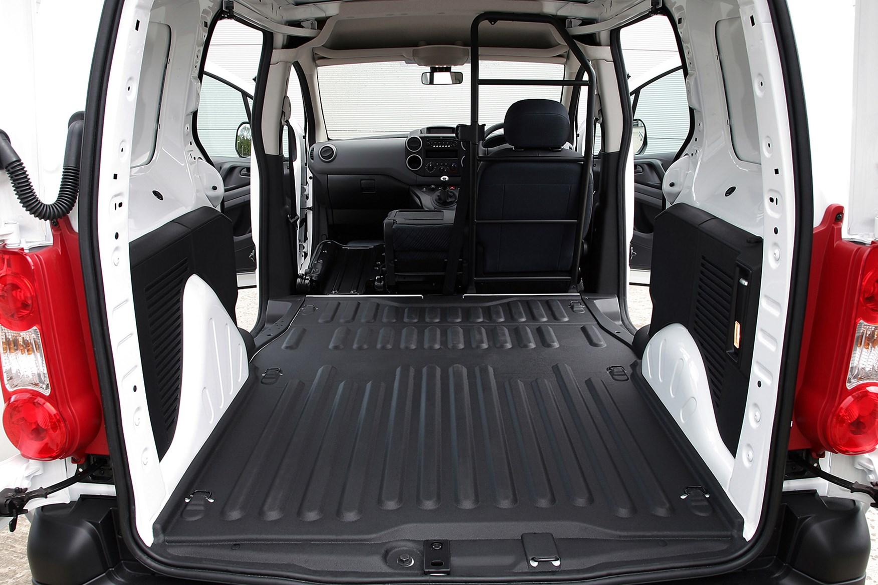 Peugeot Partner with Multi flex