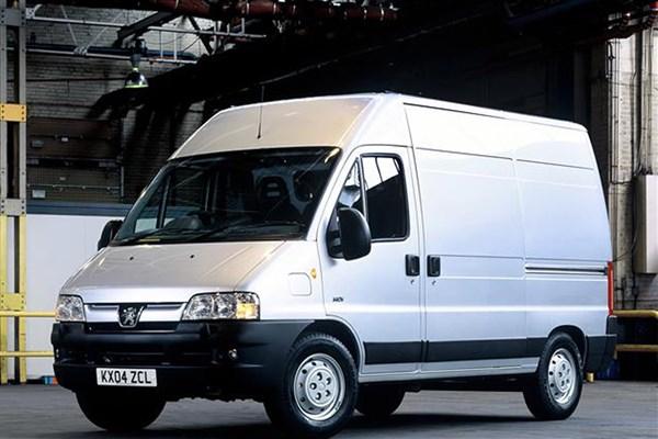 Peugeot Boxer Review On Parkers Vans Exterior: Peugeot Expert Mk1 2004 Engine Diagram At Eklablog.co
