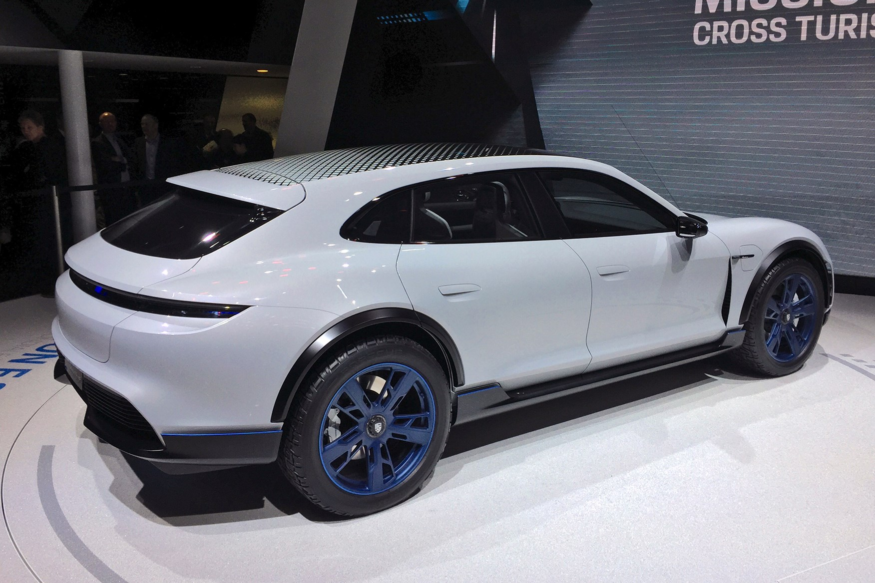 2018 Porsche Cayenne Release Date >> Porsche Taycan coupe: everything you need to know | Parkers