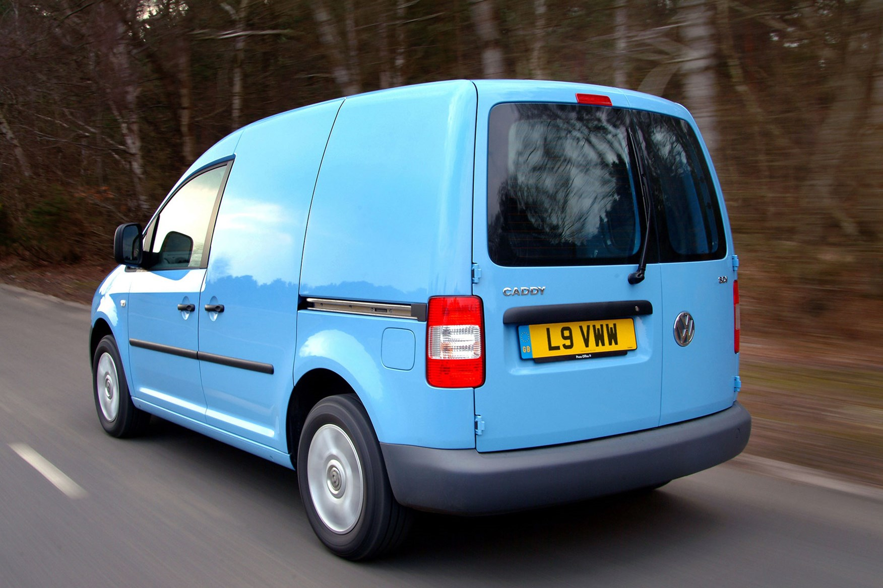 VW Caddy (2004-2010) driving experience