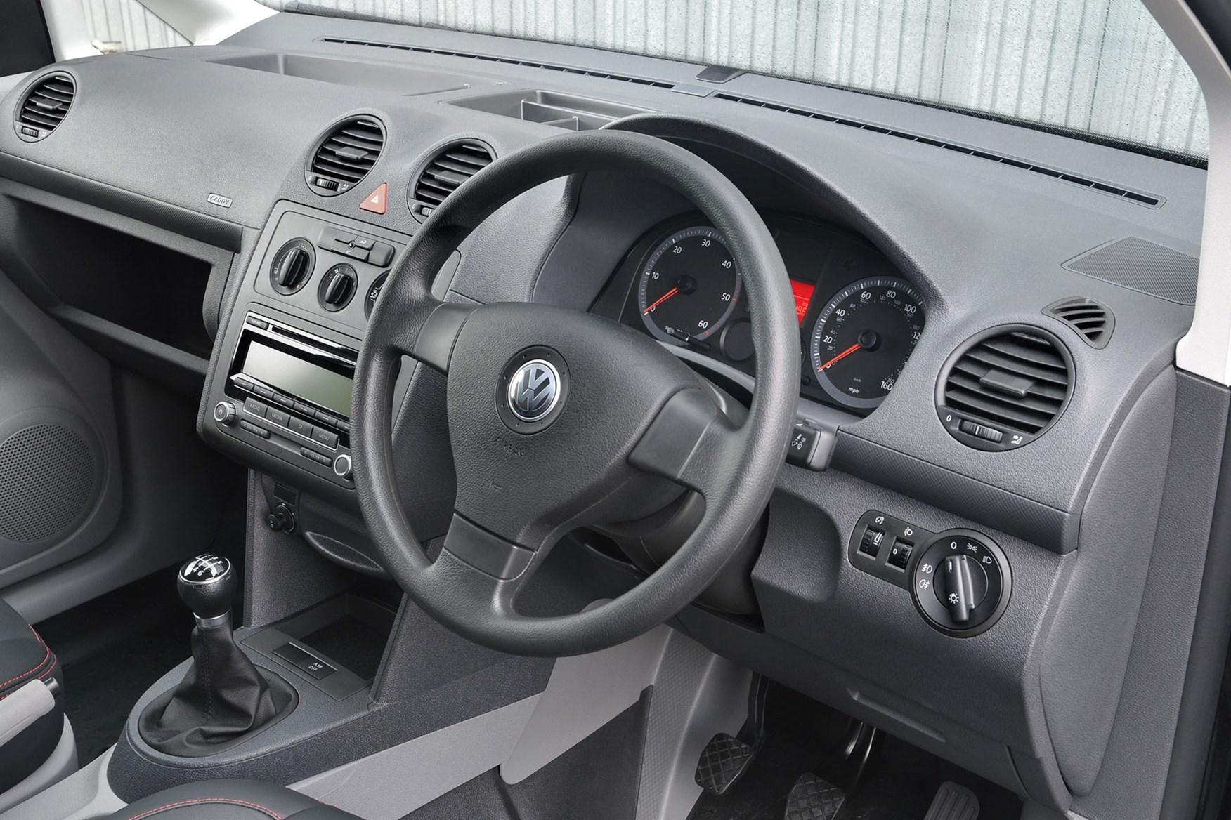 Volkswagen Caddy Van Review 2004 2010 Parkers
