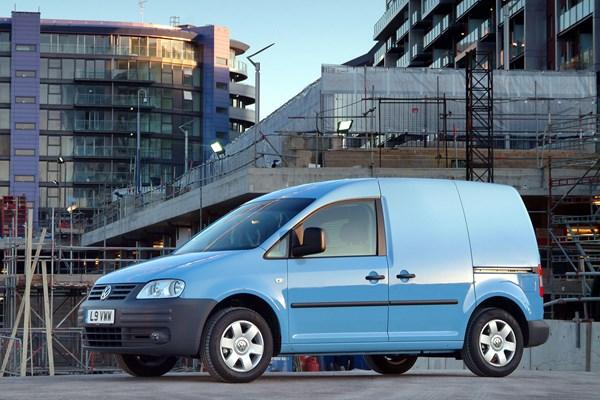 Spiksplinternieuw Volkswagen Caddy van review (2004-2010) | Parkers OO-66