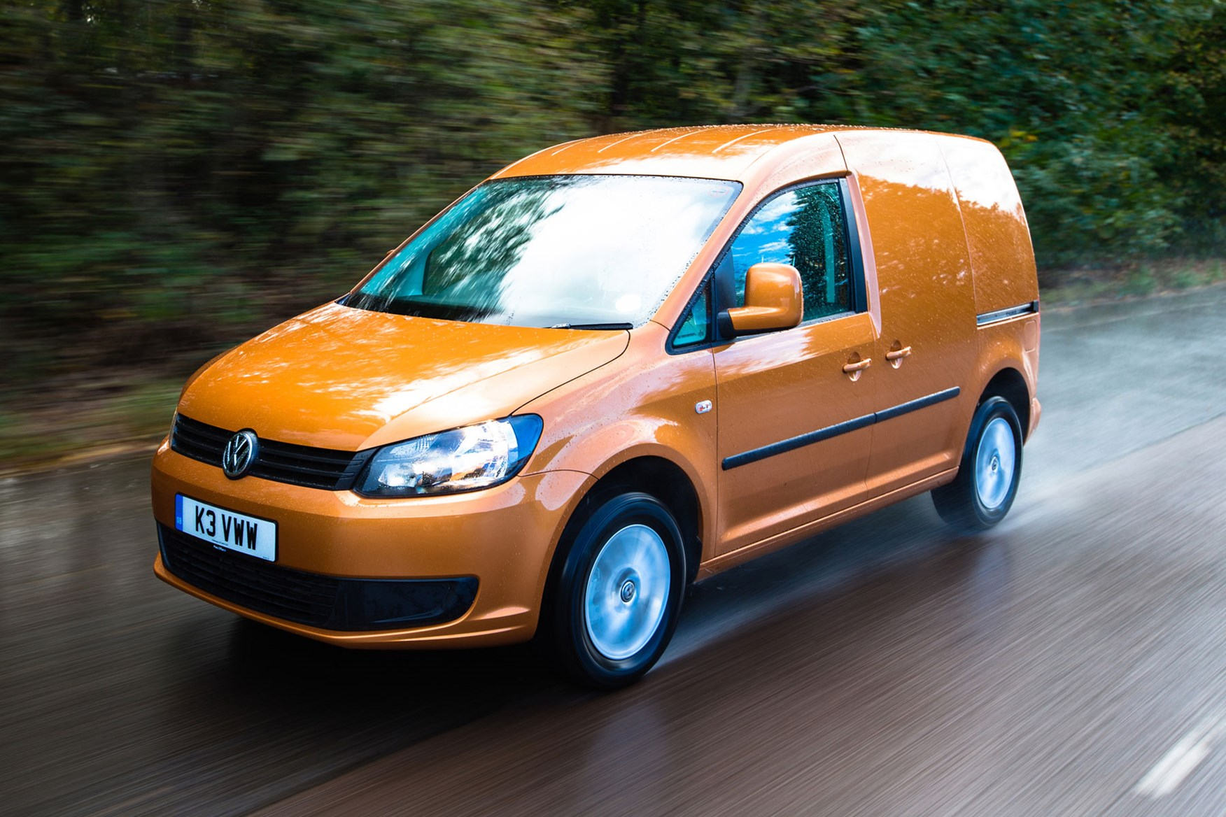 VW Caddy (2010-2015) driving experience