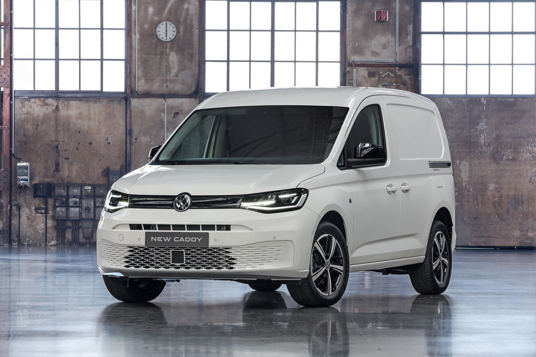 Volkswagen Caddy 5 - all-new model on sale in 2020-2021
