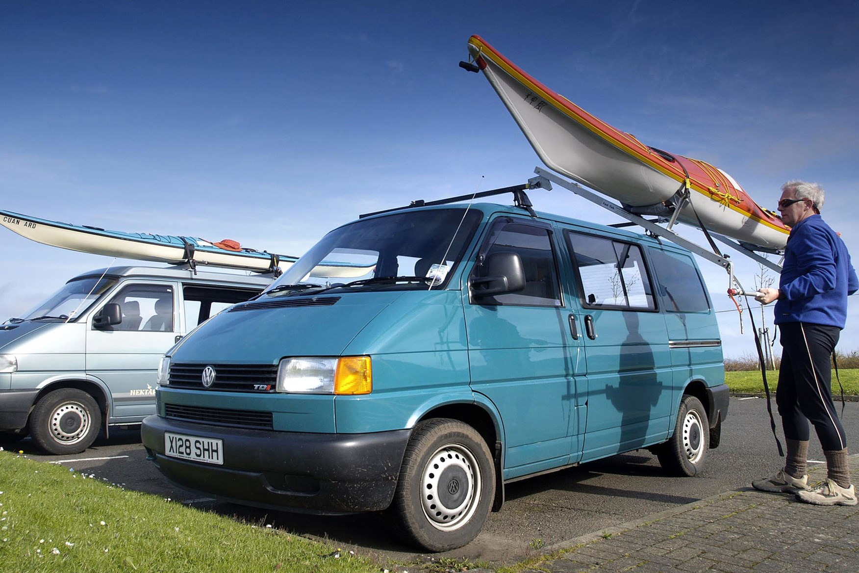 VW Transporter T4 (1996-2003) driving experience