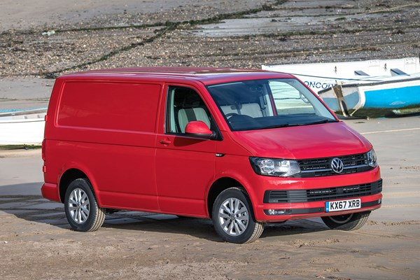 VW Transporter (2015-on) review on Parkers Vans