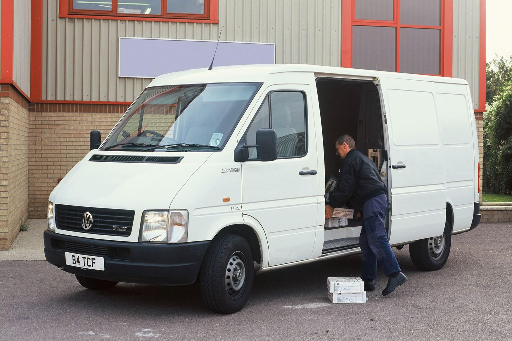VW LT (1996-2006) load capacity