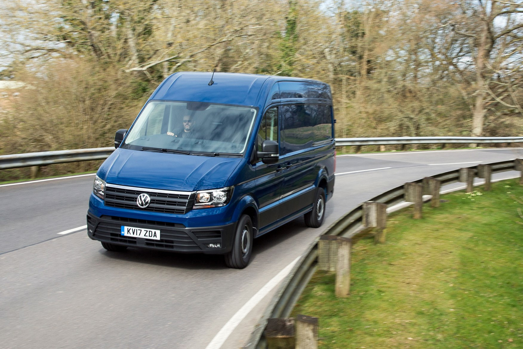 VW Crafter (2017-on) nimble steering