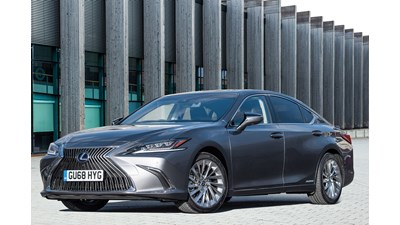 Lexus ES Saloon 300h F Sport (Tech & Safety Pack) E-CVT auto 4d