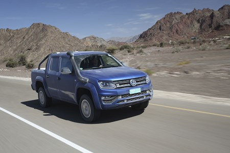 New range-topping 258hp VW Amarok driven – review of the