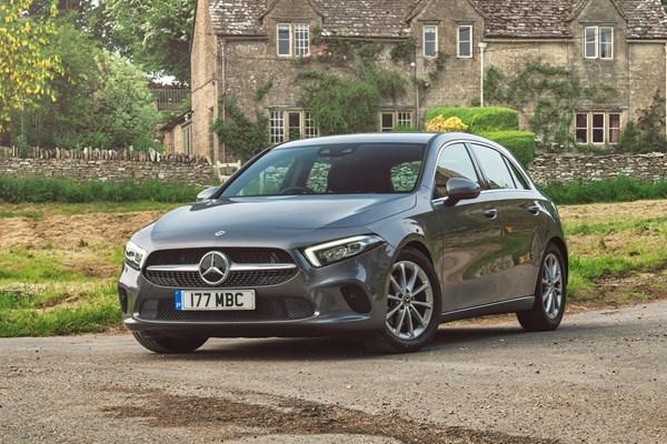Mercedes-Benz A-Class Hatchback front dynamic