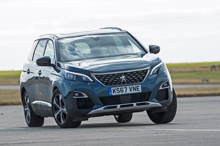 Peugeot 5008 SUV long-term review | Parkers