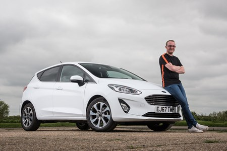 Ford Fiesta long-term review   Parkers