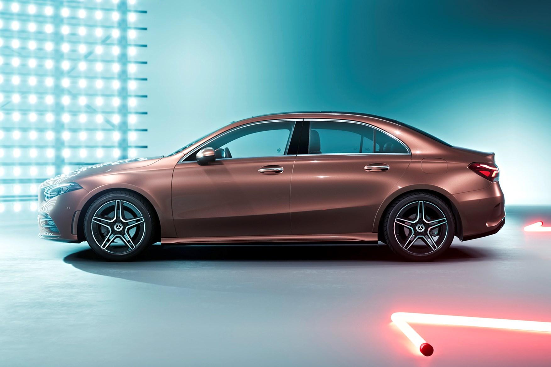 Mercedes Benz Company Car Tax