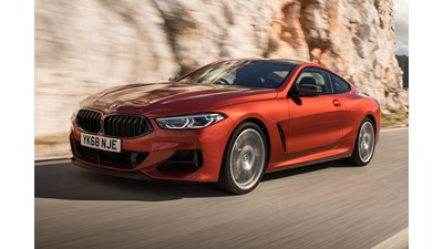 BMW 8-Series Coupe 840d xDrive auto 2d