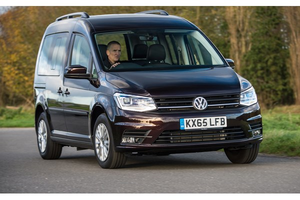 Volkswagen Caddy Life (2015 onwards) Used Prices